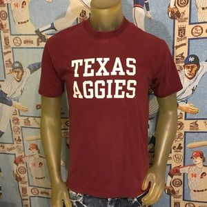Vintage Texas A&M Aggies Tee SEC  ⚾️🏀🏈